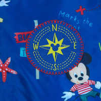 Image of Mickey Mouse and Donald Duck Hooded Jacket for Baby # 3