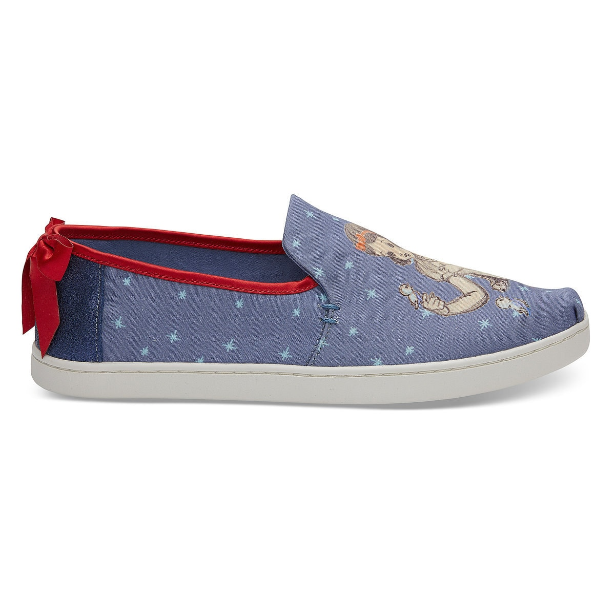 d787e07d02f Product Image of Snow White and the Seven Dwarfs Canvas Shoes for Women by  TOMS
