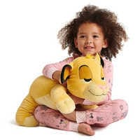 디즈니 라이온킹 심바 피규어 Disney Simba Cuddleez Plush - Large - 26
