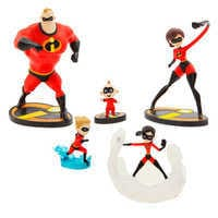 Image of The Incredibles Figure Play Set # 2