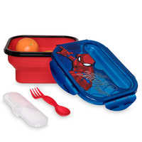 Image of Spider-Man Food Storage Container - Disney Eats # 1