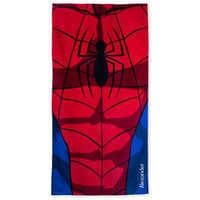 Image of Spider-Man Beach Towel - Personalizable # 1