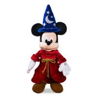 Sorcerer Mickey Mouse Plush - Fantasia - Medium