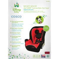 Image of Mickey Mouse Convertible Car Seat # 6