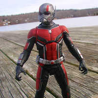 Image of Ant-Man Collector Edition Action Figure - Marvel Select # 3