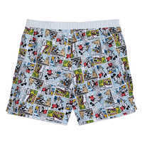 Image of Mickey Mouse and Friends Comic Boxer Shorts for Men # 2