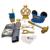 Image of Mickey Mouse Train Conductor Tool Belt # 1