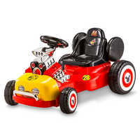 Image of Mickey Mouse Electric Ride-On Roadster # 1