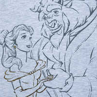 Image of Beauty and the Beast Nightshirt for Women # 2