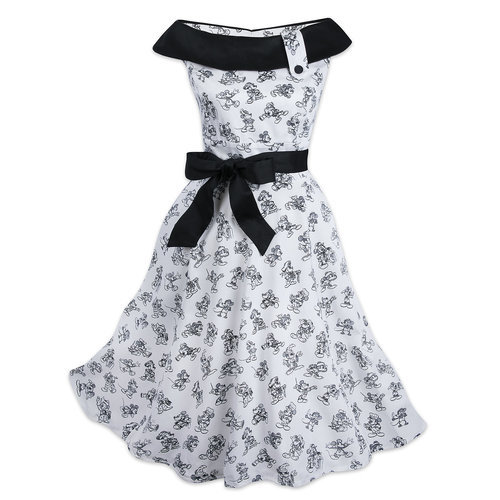 mickey mouse sketch dress for women  shopdisney