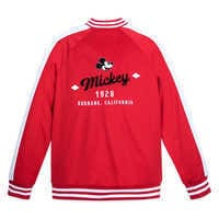 Image of Mickey Mouse Track Jacket for Adults # 3