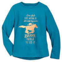 Image of Merida T-Shirt for Girls - Brave # 1