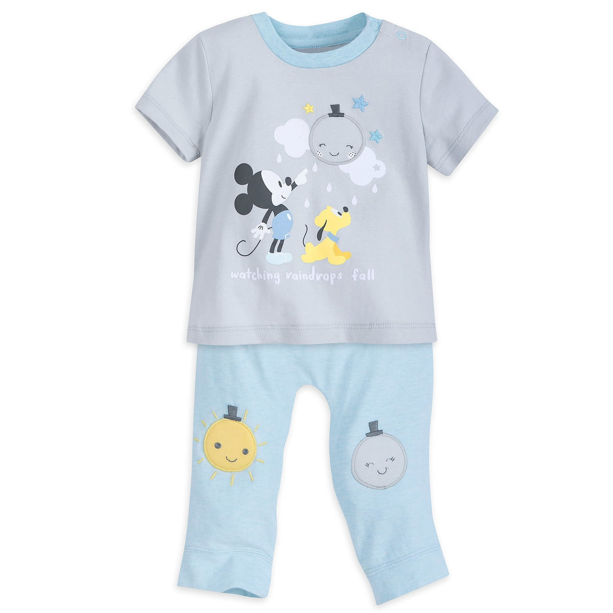 Mickey Mouse Knit Set for Baby | shopDisney
