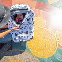 Image of Mickey Mouse Baby Seat Cover by Milk Snob # 3