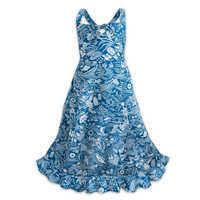 Image of Aulani, A Disney Resort & Spa Aloha Dress for Girls by Tori Richard # 1