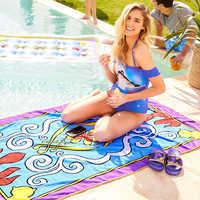 Image of Magic Carpet Beach Towel - Aladdin - Oh My Disney # 2