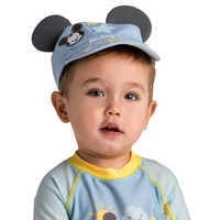 Image of Mickey Mouse Swim Hat for Baby # 2