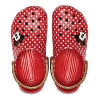 Image of Minnie Mouse Classic Clogs for Women by Crocs # 2