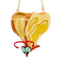 Image of Bread-and Butterfly Crossbody Bag for Women - Alice in Wonderland - Oh My Disney # 2