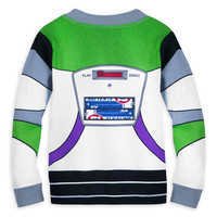 Image of Buzz Lightyear Costume PJ PALS for Boys # 5