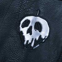 Image of Disney Villains Moto Jacket for Women - Plus Size # 6