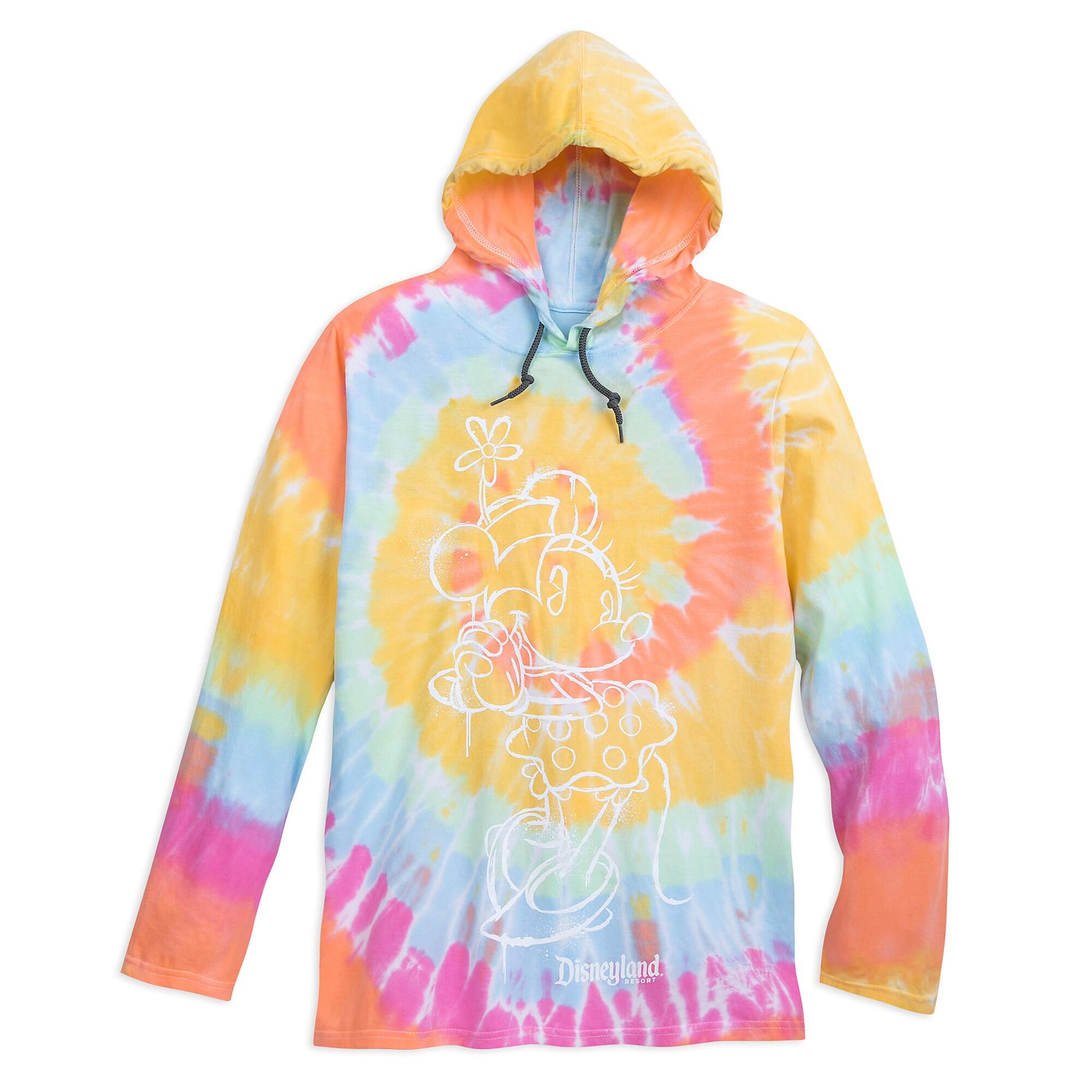 Are Adult tie dye sweatshirt think