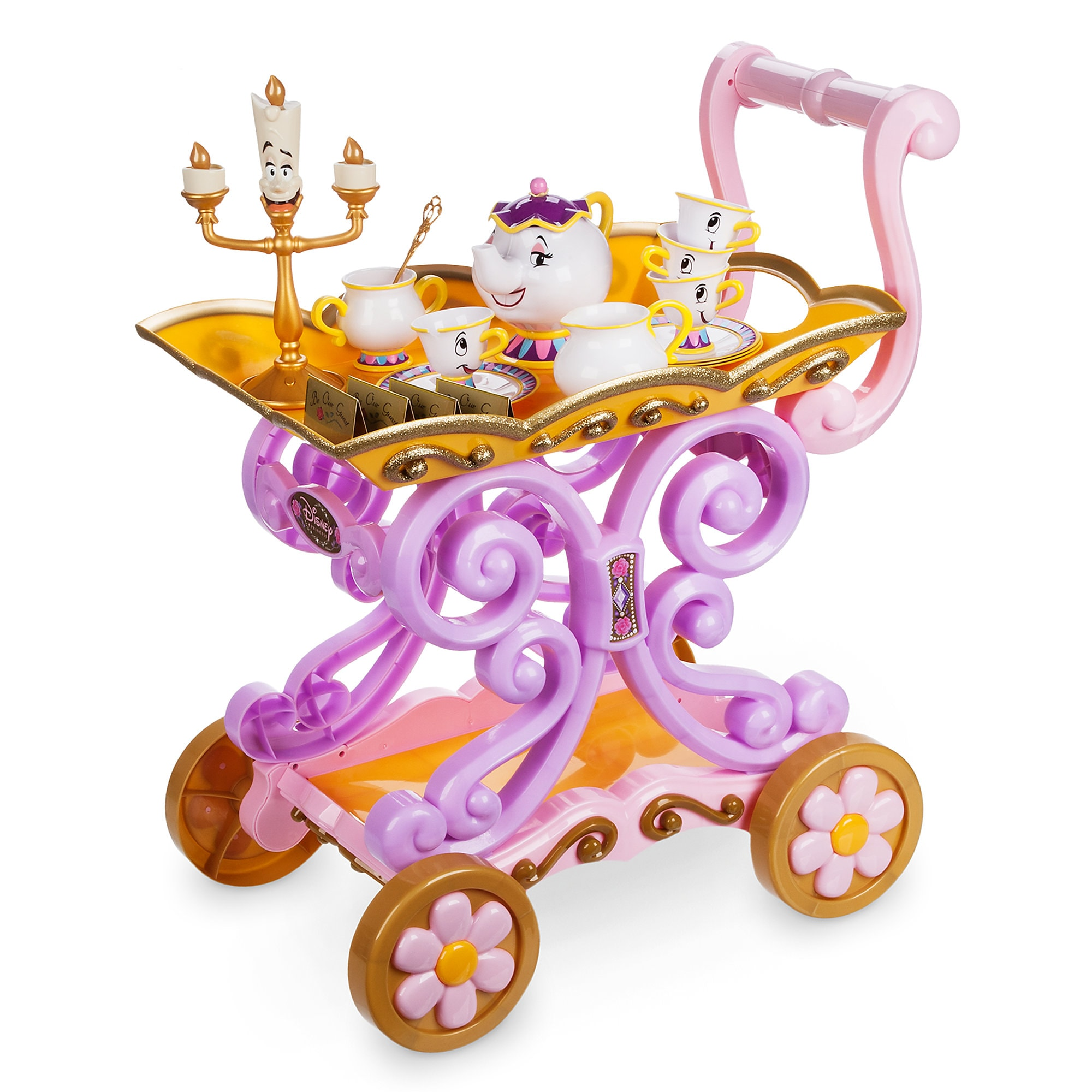 Play Beast Tea ''be Guest'' Cart Beauty Set Singing And Our The EH92IDW