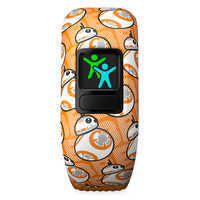 Image of BB-8 vivofit jr. 2 Activity Tracker for Kids by Garmin - Star Wars # 5