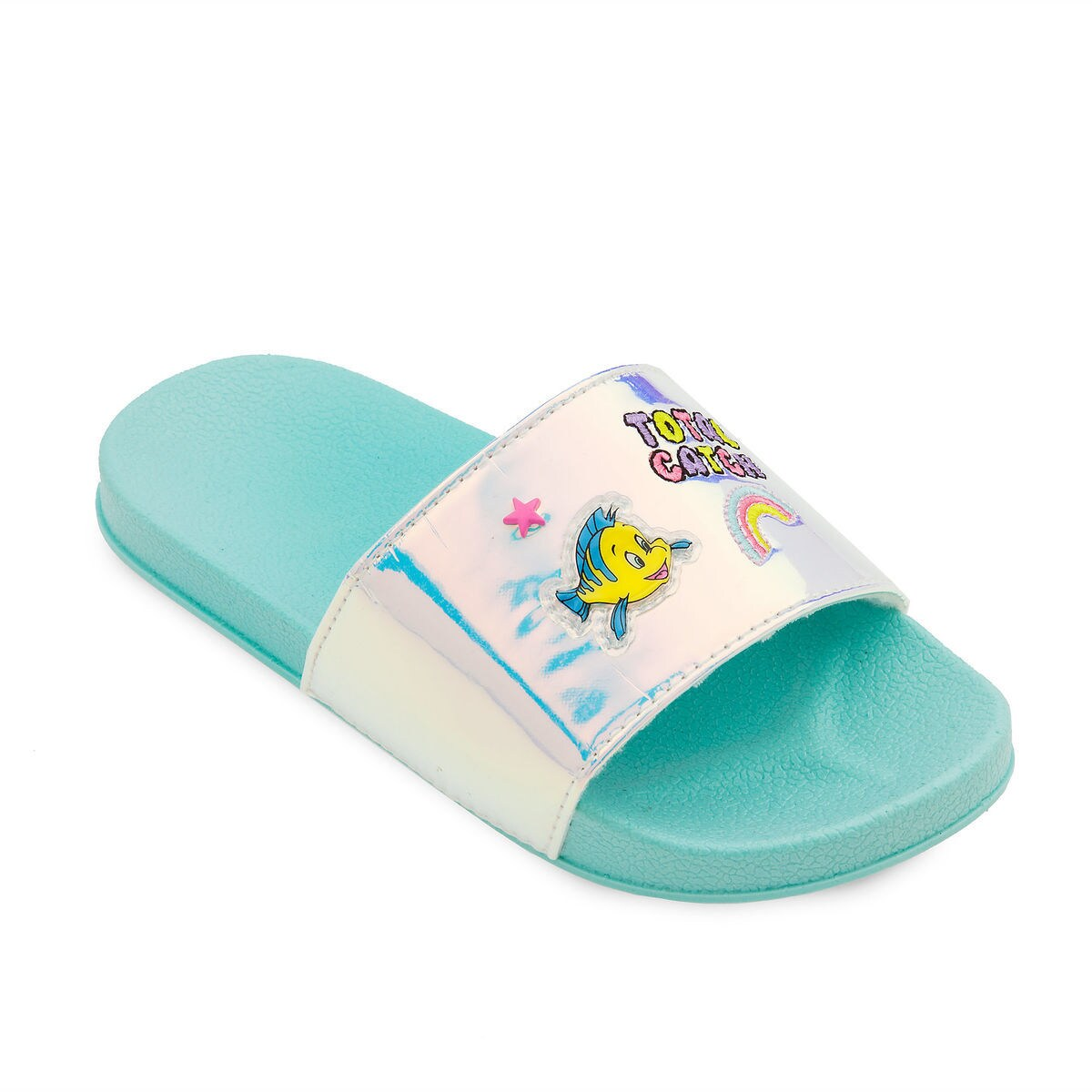 e71eda3ce228c4 Thumbnail Image of Ariel and Flounder Slides for Kids   1