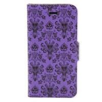 Image of Haunted Mansion Wallpaper Reversible iPhone 7/6/6S Portfolio Case # 1