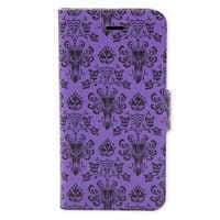 Image of Haunted Mansion Wallpaper Reversible iPhone 7/6/6S Portfolio Case # 1