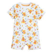 Image of Winnie the Pooh Romper and Bib Set for Baby # 2