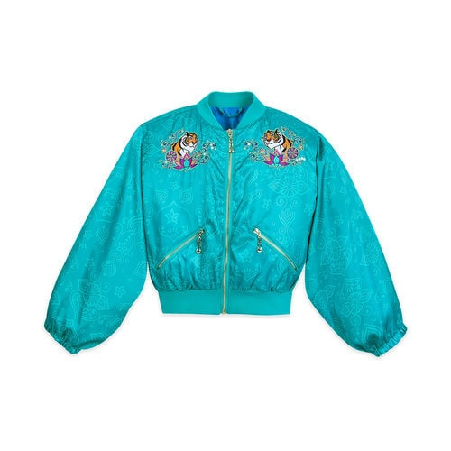 Aladdin Bomber Jacket for Girls - Live Action Film