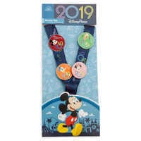 Image of Mickey Mouse and Friends Pin Trading Starter Set - Disney Parks 2019 # 3