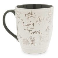 Lady and the Tramp Mug - Disney Classics Collection