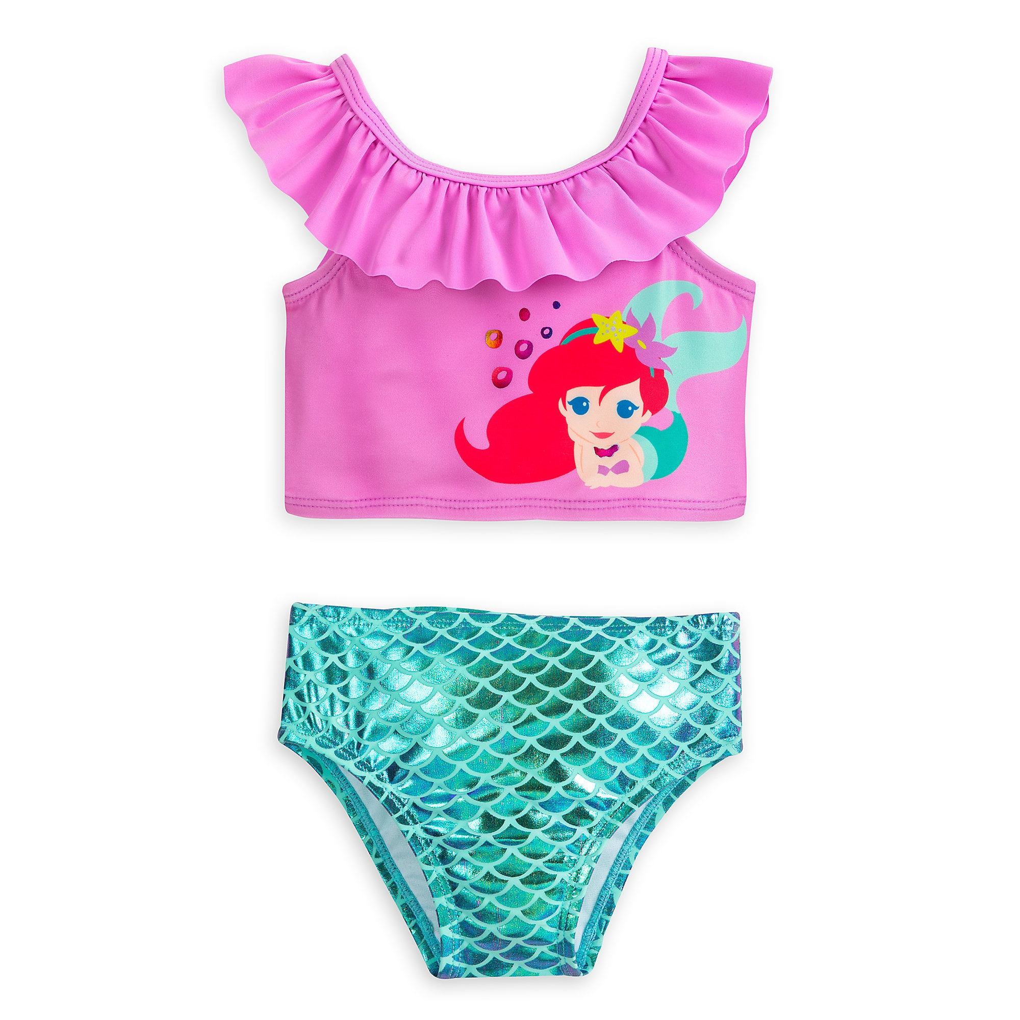 Ariel Two-Piece Swimsuit for Baby