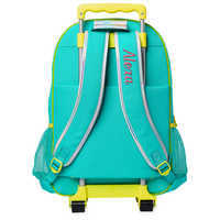 Image of The Little Mermaid Rolling Backpack - Personalized # 3