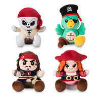 Image of Disney Parks Wishables Mystery Plush - Pirates of the Caribbean Attraction Series # 1