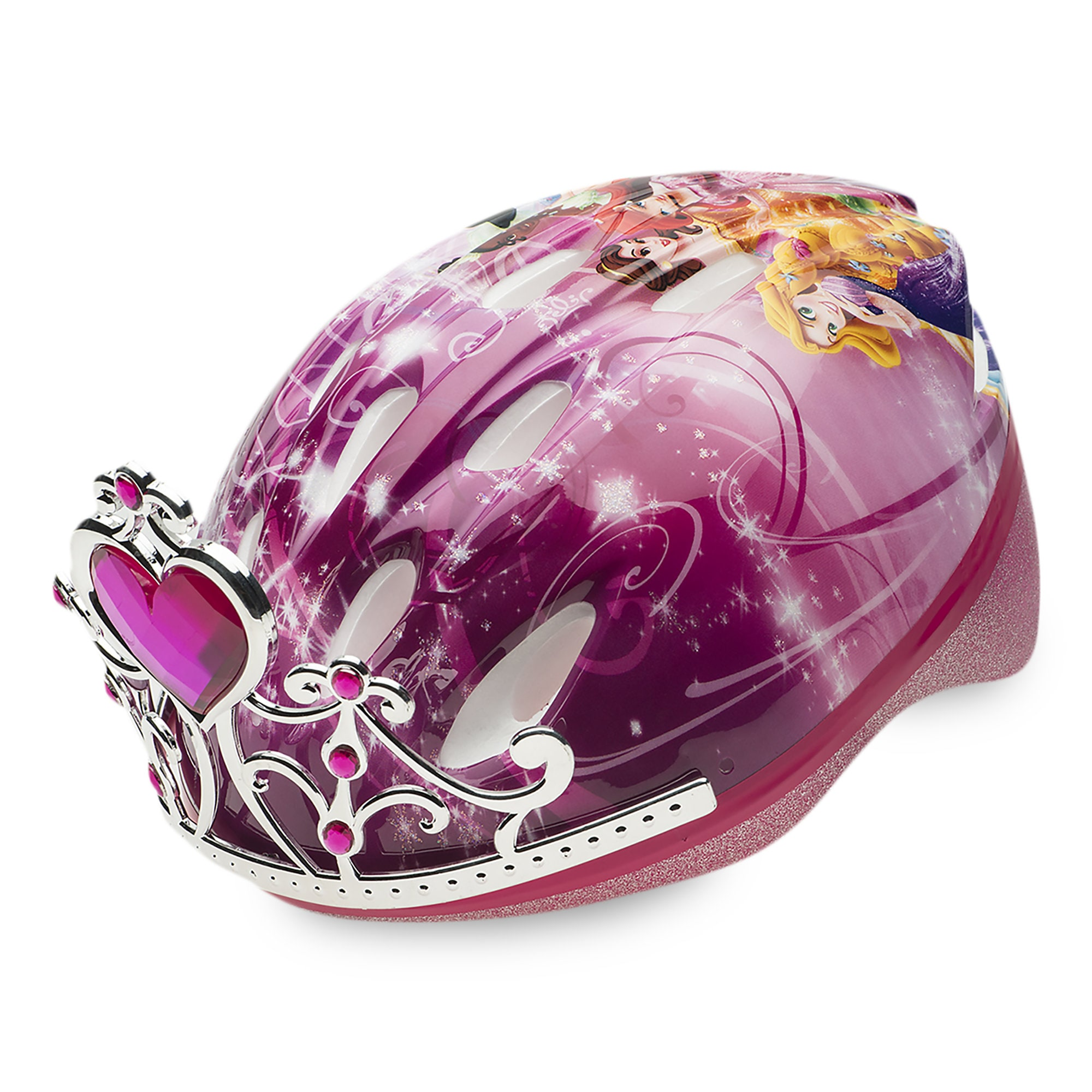 Disney Princess Bike Helmet for Kids