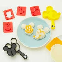 Image of Mickey Mouse Food Mold Set - Disney Eats # 2