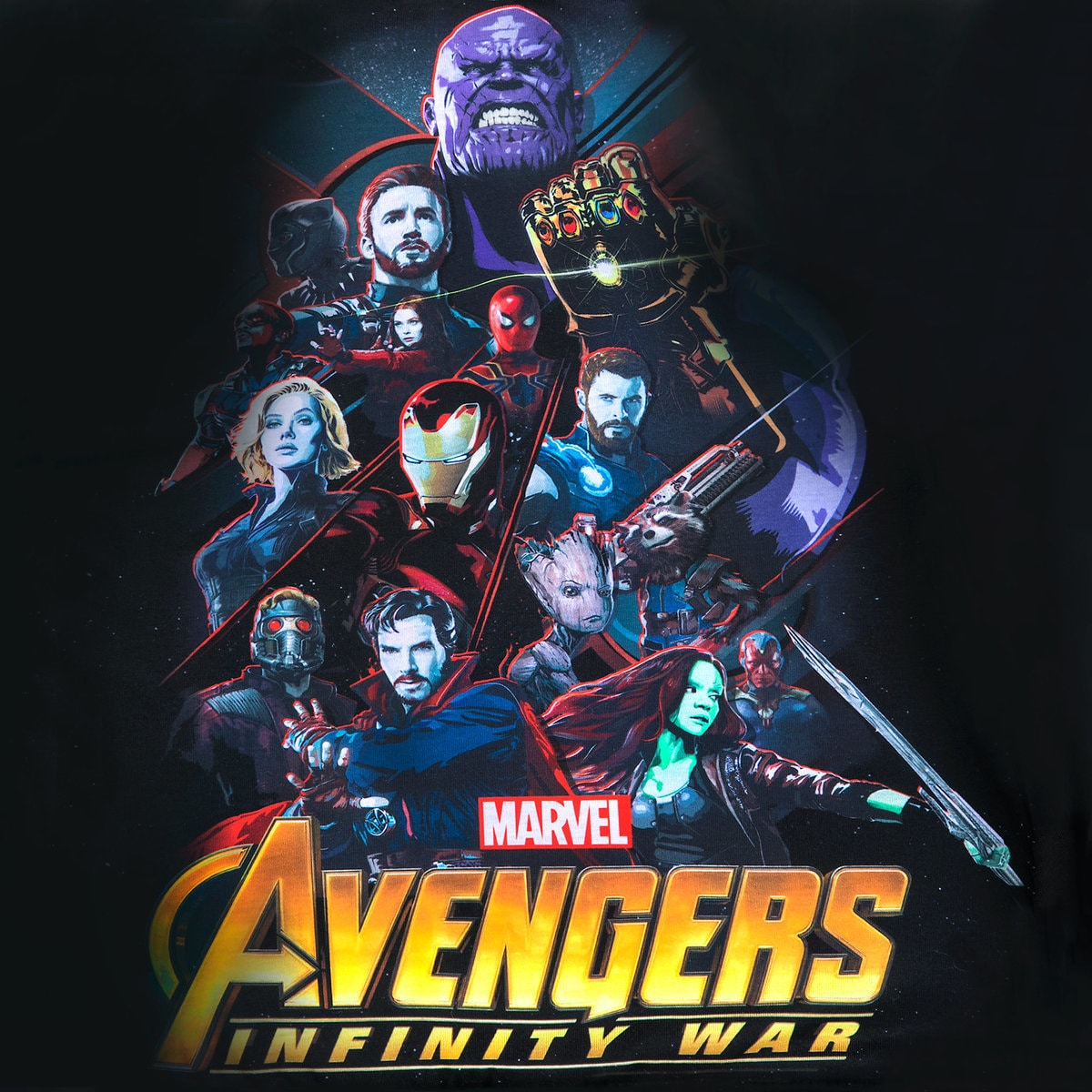 marvels avengers infinity war reflective bomber jacket for boys - Avengers Marvel