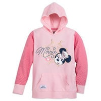 Image of Sailor Minnie Mouse Pullover Hoodie - Disney Cruise Line - Girls # 1