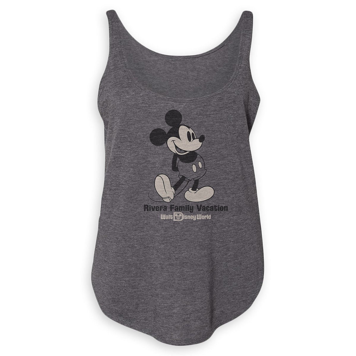 11797d3fe1f663 Product Image of Women s Mickey Mouse Family Vacation Tank Top - Walt Disney  World - Customized