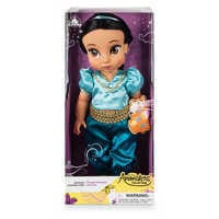 Image of Disney Animators' Collection Jasmine Doll - Aladdin - 16'' # 4