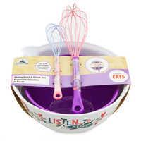 Image of Disney Princess Mixing Bowl and Whisk Set - Disney Eats # 2