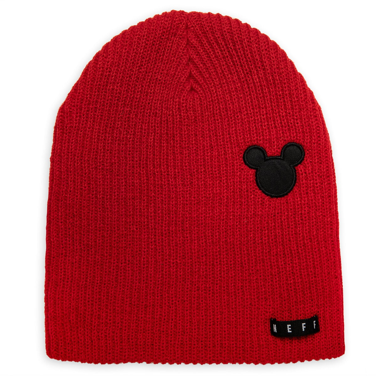 9fd39d1b3ff Product Image of Mickey Mouse Beanie for Adults by Neff - Red   1