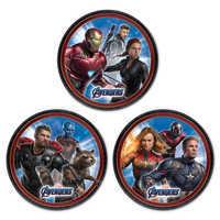 Image of Marvel's Avengers: Endgame Dessert Plates # 1