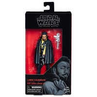 Image of Lando Calrissian Action Figure - Solo: A Star Wars Story - The Black Series # 2