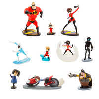 Image of Incredibles 2 Deluxe Figure Set # 1