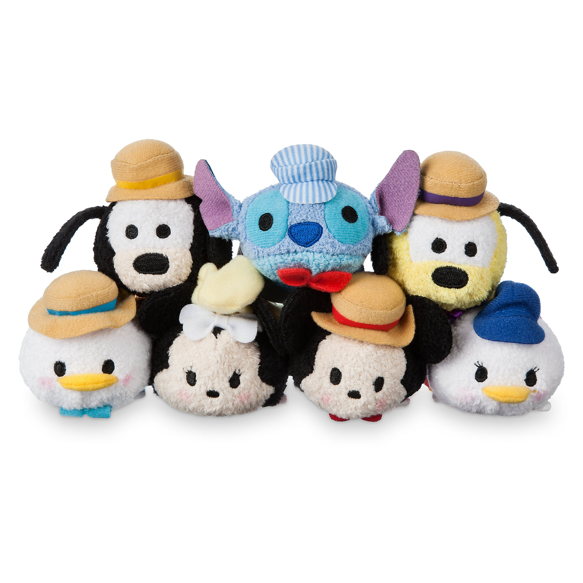 Main Street U.S.A. Mini ''Tsum Tsum'' Plush Collection